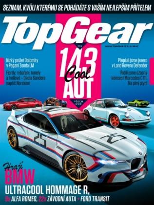 Časopis TopGear